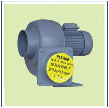 0.4KW small industrial centrifugal blower fan