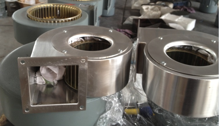 Stainless Steel Centrifugal Blowers Small Centrifugal