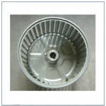 centrifugal blower leaves